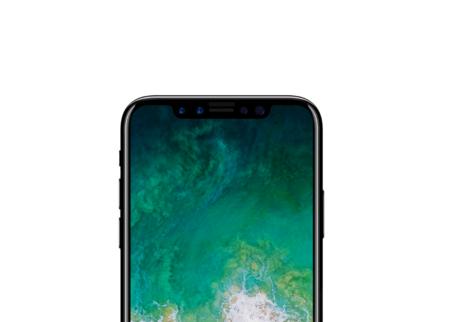 El reconocimiento facial del iPhone 8 podría funcionar con el teléfono ubicado de forma horizontal