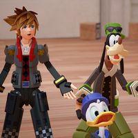 Kingdom Hearts III nos deja con media hora de gameplay del mundo del Olimpo y Toy Story [TGS 2018]