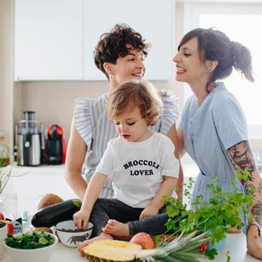 Nueve familias de lesbianas que son todo un referente de visibilidad y están llenando de 'likes' Instagram
