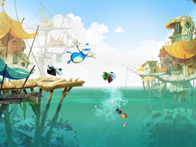 Rayman Origins ya está disponible de forma gratuita para PC