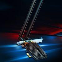 TP-Link pone a la venta el Archer TX50E, su nuevo adaptador PCIe con WiFi 6 y Bluetooth 5.0