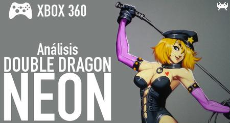 'Double Dragon Neon' para Xbox 360: análisis