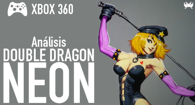 Double Dragon Neon - Análisis