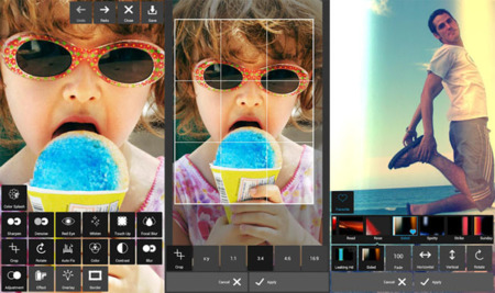 Pixlr Express para Android