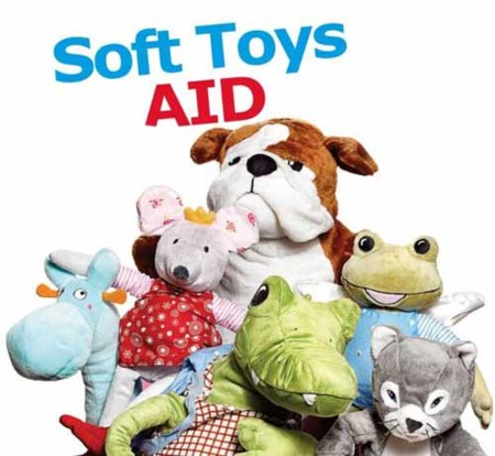 Regalos de Navidad: Soft Toys Aid de Ikea, una opción solidaria