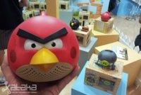 Los Angry Birds Speakers de Gear4 harán piar de emoción tu móvil