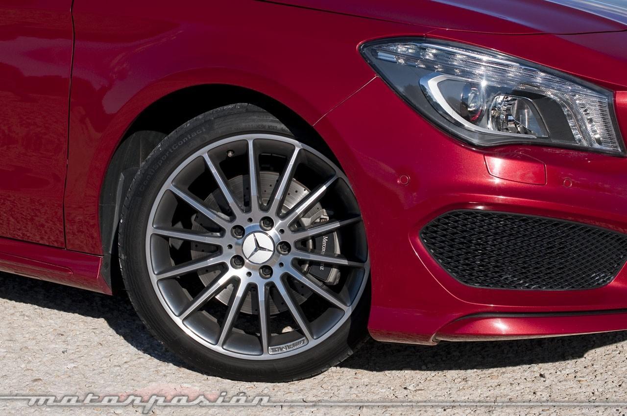 Foto de Mercedes-Benz Clase CLA (presentación) (34/40)