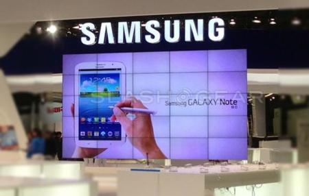 Confirmado el Galaxy Note de ocho pulgadas que se verá en el Mobile World Congress