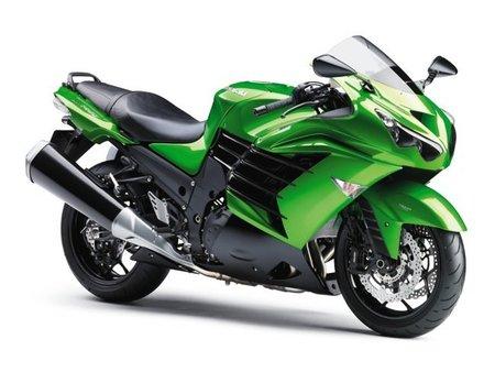 Kawasaki ZZR1400, sport-turismo a lo bestia
