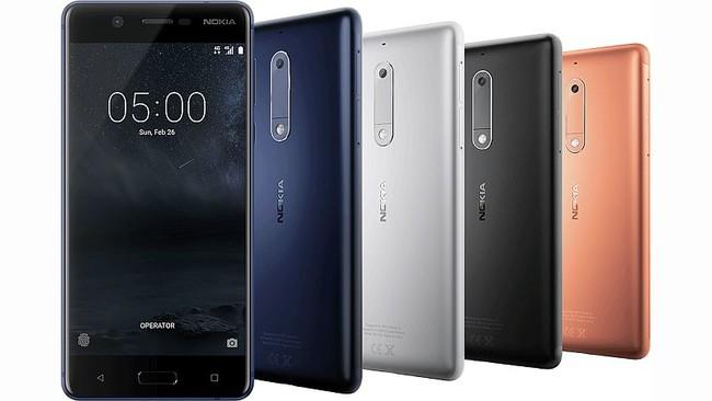 Nokia cinco Black