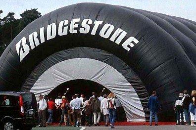 Bridgestone para 2008, 2009 y 2010