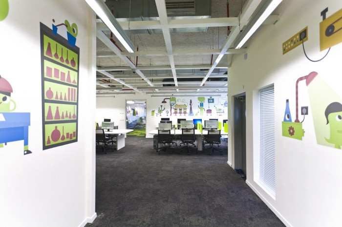 Foto de Las oficinas de eBay en Israel (7/17)