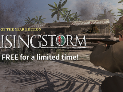 Descarga la edición GOTY de Rising Storm GRATIS y por tiempo muy limitado en Humble Bundle
