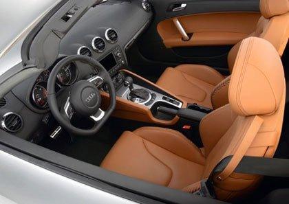 El Audi TT Roadster ya es oficial