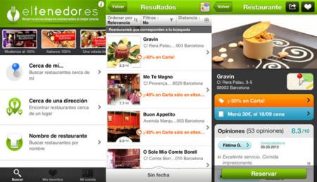 Aplicaciones gastronómicas - 5