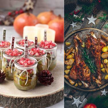 Un menú de Navidad completo: inspírate con todas estas recetas en el paseo por la gastronomía de la red