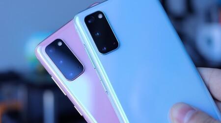 Cuota de mercado global de Samsung 30 por ciento 2020