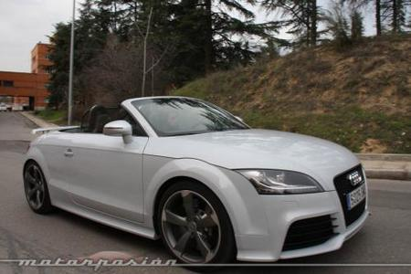 Audi TT RS Roadster, prueba (parte 4)