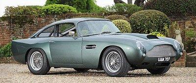 Nueva subasta múltiple de Aston Martin por Bonhams