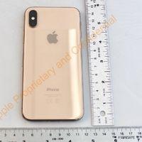 La FCC tiene fotografías de un iPhone X en color dorado, pero probablemente no salga a la venta