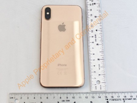 Iphone X Oro