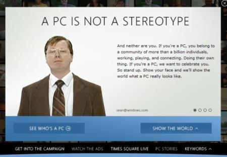 Un PC no es un estereotipo