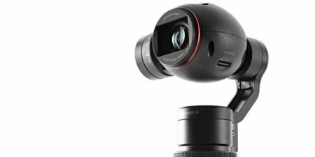 DJI Osmo: no, no es un palo de selfie, es una cámara de acción 4K para los días más movidos