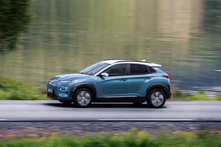 Hyundai Kona Electric prueba