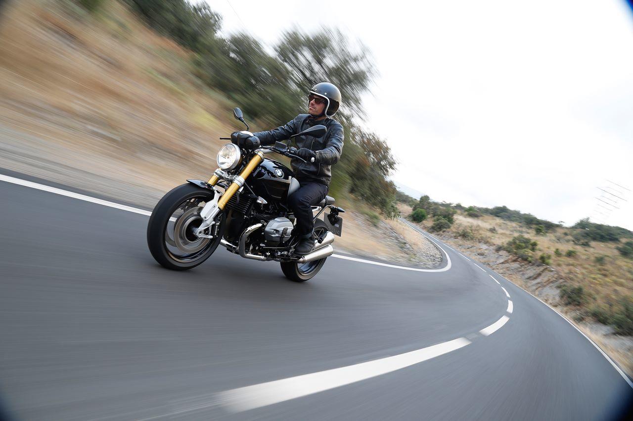 Foto de BMW R nineT, serie (3/26)