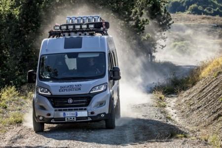 Fiat Ducato 4x4 Expedition, para cuando el día de trabajo se convierte en día de campo