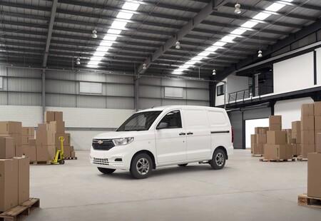 La Chevrolet Tornado Van ya tiene precio en México: la nueva alternativa a Kangoo llega desde China