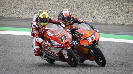 Sergio Garcia Acosta Estiria Moto3 2021