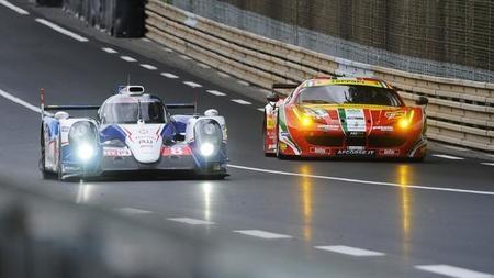 24 horas de Le Mans 2014: Toyota marca el mejor tiempo hasta ahora