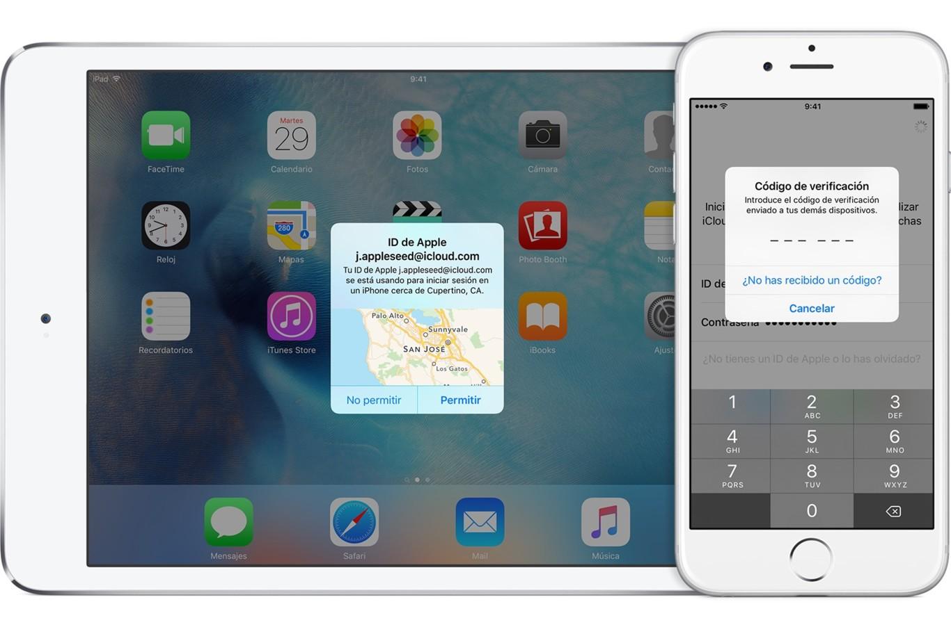 Apple Id Two Factor Verification Hero