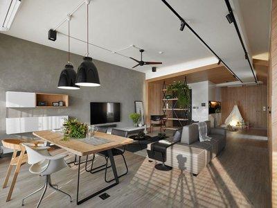 Puertas abiertas: Una confortable casa llena de madera en Taoyuan, China