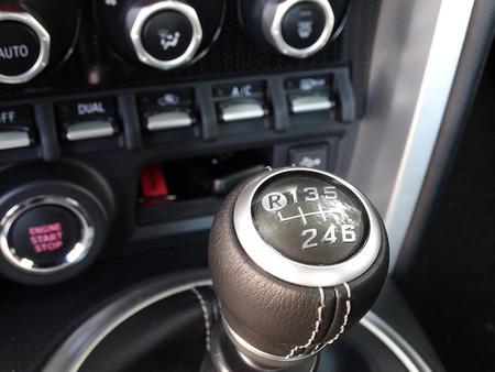 Cambios Prueba Toyota Gt86 Detalles Interiores