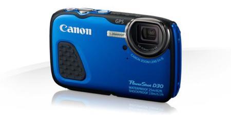 Canon podría estar preparando una cámara resistente al agua con zoom de 45x