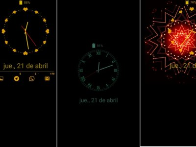 Glance Plus, una app gratis para tener pantalla Always-on en cualquier Android