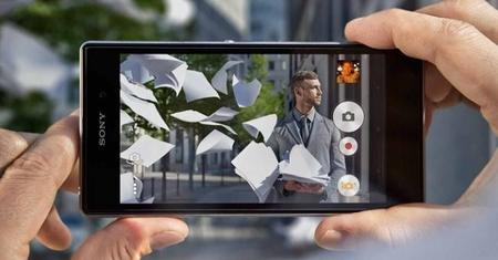 Sony lanza una cámara con función de desenfoque para Xperia