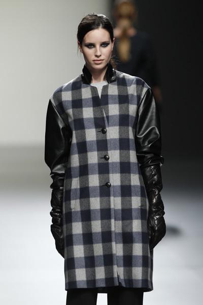 Ángel Schlesser en la Cibeles Madrid Fashion Week Otoño-Invierno 2011/2012