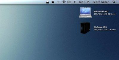 Mis tres modificaciones básicas en Mac OS X