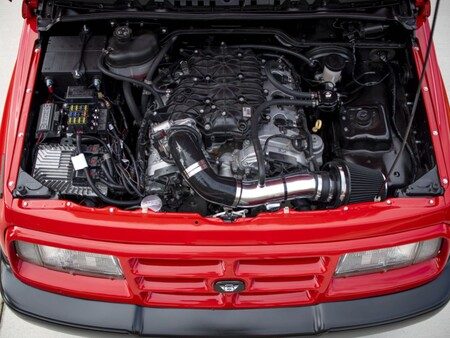 Chevrolet Tracker Swap Camaro V6 10