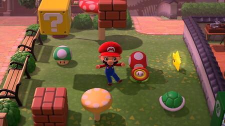 Animal Crossing: New Horizons: todos los objetos del set de Super Mario y cómo conseguirlos