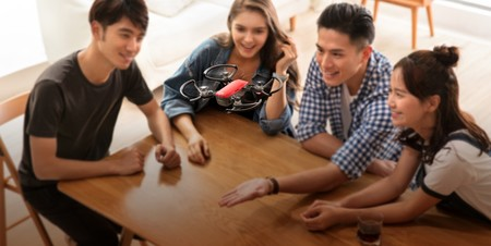 Dron DJi Spark por 373 euros en GearBest con este código de descuento