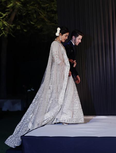 Priyanka Chopra Y Nick Jonas Recepcion En Nueva Dheli 3