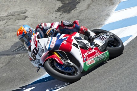 Michael Vd Mark Honda Wsbk