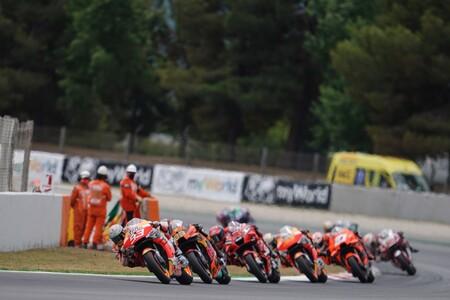 Marquez Binder Cataluna Motogp 2021