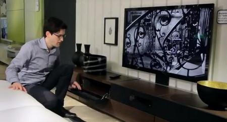 Ikea desvela un vídeo con detalles de la interfaz y funcionamiento de Uppleva