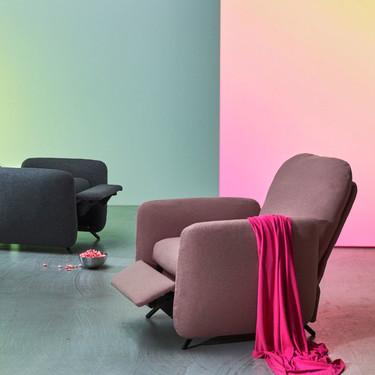 """Ikea consigue hacer """"bonito"""" un sillón extensible y reclinable, de esos en los que siempre apetece sentarse"""