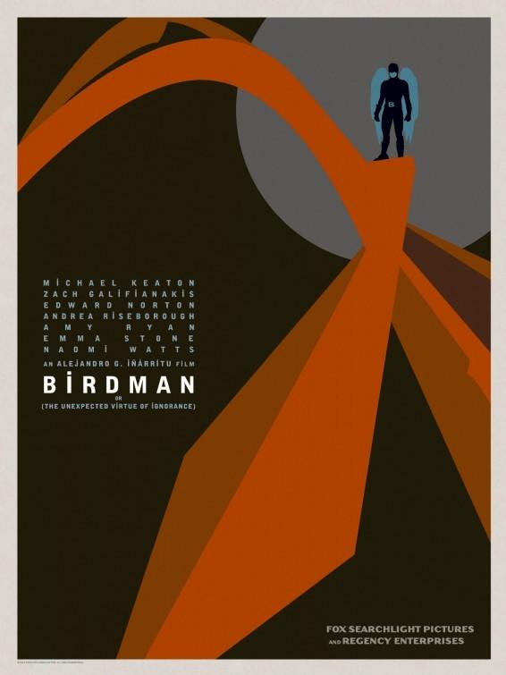 Foto de 'Birdman (o la inesperada virtud de la ignorancia)', carteles (12/15)